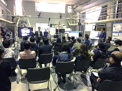 研究所一般公開にて再生医療についての講演が行われました