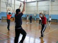 集団スポーツ訓練