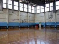 広い環境での訓練 (バスケットボールコート1面)